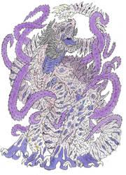 Commission: Caorthannach by Beastrider9