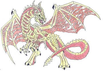 Primal Rage: Necrosan, God of Death by Beastrider9
