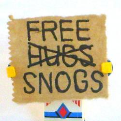 Free snogs by thomasVanDijk