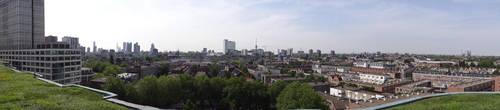 Panorama Rotterdam by thomasVanDijk