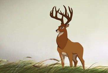 : : The Great Prince Bambi : : by Majorest
