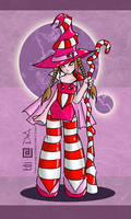 + SD1: CE - Candy Witch + by tai-h