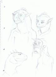 more faces by nemedeus
