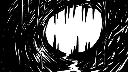 cave by nemedeus