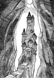 Now entering: The UnderTower by nemedeus