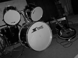 Music in The Garage by Matthieu-G