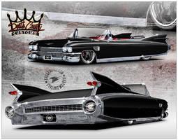 1959 Cadillac Eldo by ZeROgraphic