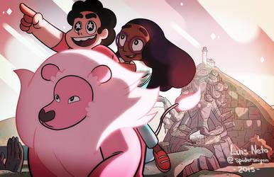 Steven Universe by Spidersaiyan