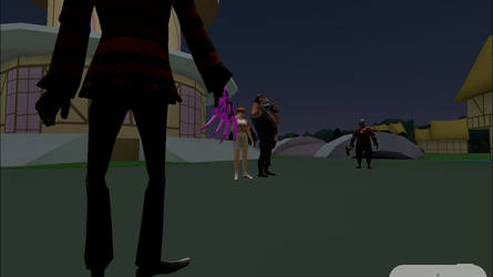 Nightmare in GMod 2: Revenge of the Freaks by Th3M4nW1thN0N4m3