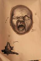 cry baby by Rebate-BrainVomit