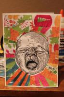 Scrapbook greeting cards by Rebate-BrainVomit