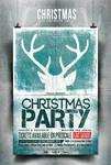Christmas Flyer/Poster Retro Vol.5 by elisamaggit