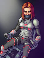 Black Widow: Take a Seat by SneakAttack1221