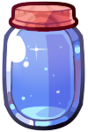 Jar of Time Water by BankOfGriffia