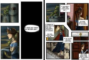 Prologue: pg 1-2 by SpiritLeTitan