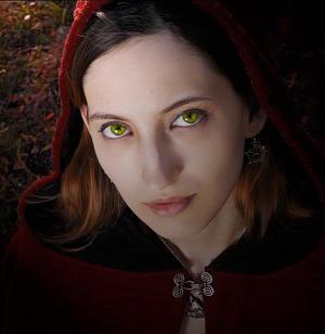 Halloween DeviantID by sapphire-blackrose