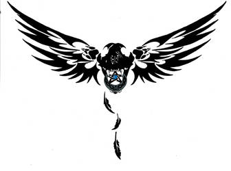New revised Personal Tattoo Design by sapphire-blackrose