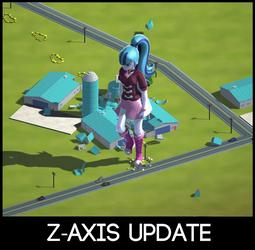 Z-Axis Update by HGrobo