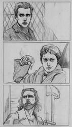 Boondock saints-sketch by Nicca11y