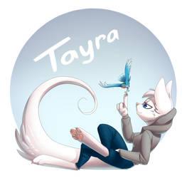 Tayra by Anakonda1331