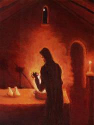 The Potion Maker by dougy