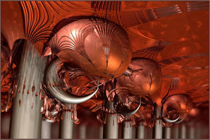 Bioreactor Hall III by gannjondal