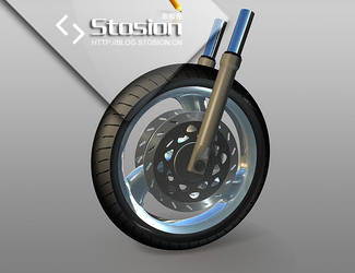 WHEEL by stosion