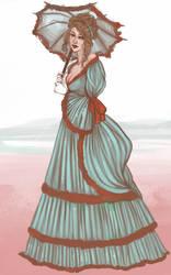 Jessamine Lovelace by LeSeera