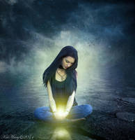Contemplation by katmary