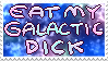 EAT MY GALACTIC DICK by midousujii