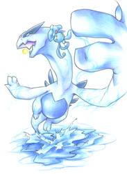 prince of the sea... by lydario
