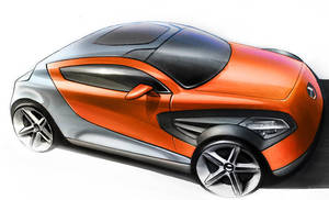 renault concept by sergiord