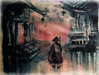 Stalker by LilithAbsinthe