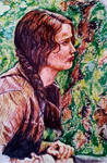 Katniss profile by FeliceM