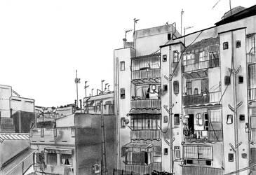 Barcelona 2 by sMokaForger