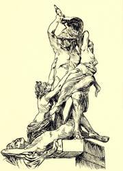 The Rape of Polyxena by sMokaForger