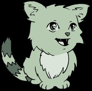 dA Kitten by renonevada