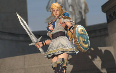 Model Release: Sophitia Alexandra - SC6 by Undyingbroccoli