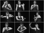 Deaf Language by Fodiographer