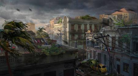Storm by ArtofChen