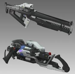 Weapon 02 by ArtofChen