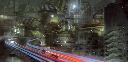Darkcity 02 by ArtofChen