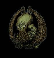 Cthulhu by raisinlove