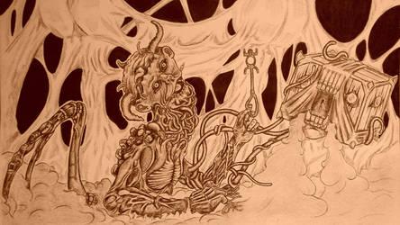 Pandora's box by AngryMimus
