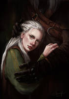 Ciri by Alternam