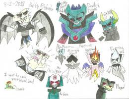 UNKY - .:It's Supernatural 2:. by worldofcaitlyn