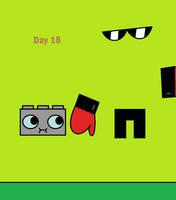 UNKY - Rick-Tober Day 18 by worldofcaitlyn