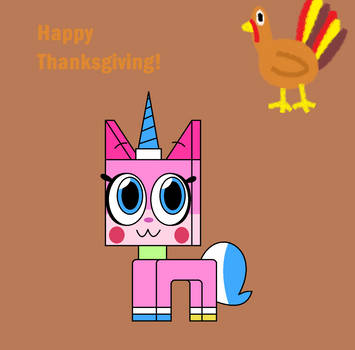 UNKY - Happy Thanksgiving 2018 by worldofcaitlyn