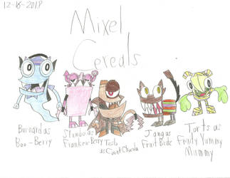 Jess Harnells Main Mixels Favourites By Lovelyteng13 On Deviantart