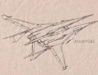 ADA(XRM)-22 by 7H3D3M0NL0RD
